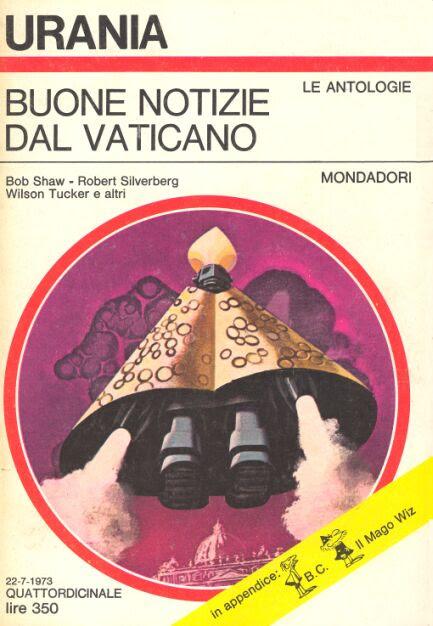 Buone notizie dal Vaticano