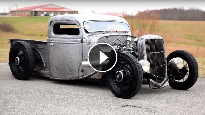 One of the best looking trucks CHOPPED Bare Metal 35