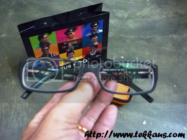 Cyber Eyeworks, Focus Point, Plastic Spectacles