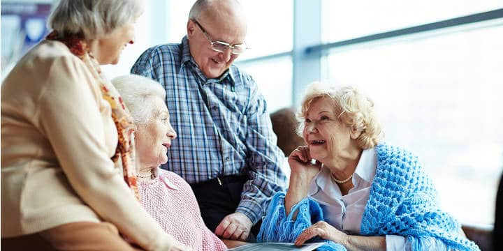 Social Well-Being for Seniors | Finding Friends After ...