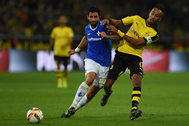 Borussia Dortmund x Darmstadt ao vivo hoje