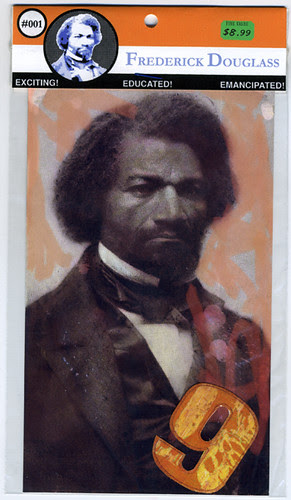 Frederick Douglass from Christopher Clark's Buy American series