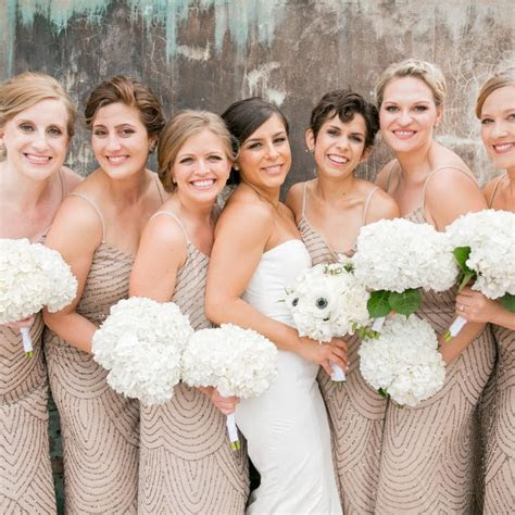 How Many Bridesmaids Should You Actually Have?   WeddingWire