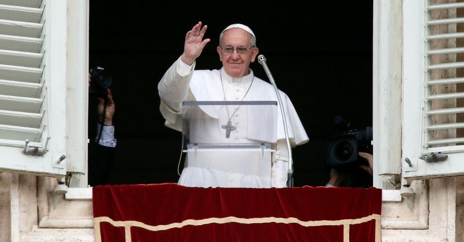 Resultado de imagem para papa francisco angelus