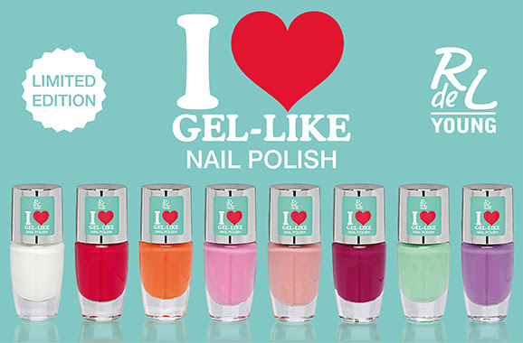 "RdeL Young LE ""I love GEL-LIKE"""