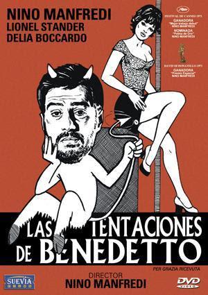 Las tentaciones de Benedetto (AKA Por gracia recibida) (1971)