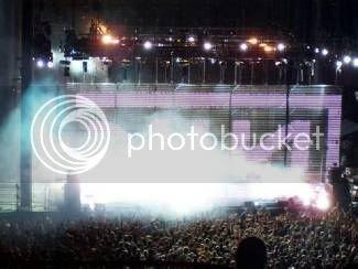Nine Inch Nails @ Sasquatch: photo by Mike Ligon
