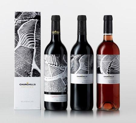churchill wine