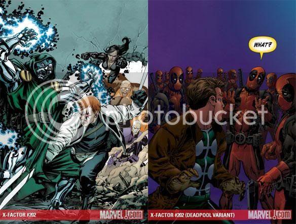 Deadpool Mania