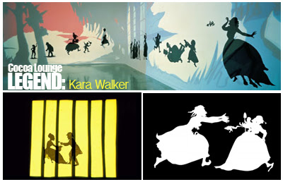 Cocoa Lounge Legend: Kara Walker