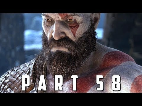 Gameplay GOD OF WAR Walkthrough Part 58  PS4