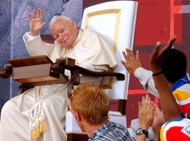 John Paul Ii Dying With Dignity