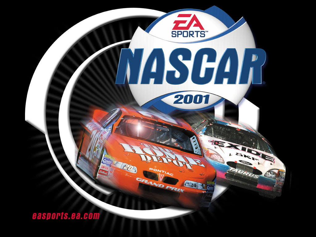 NASCAR 2001 Wallpapers