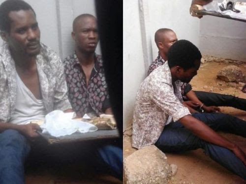 Image result for Seun Egbegbe Arrested Over Dollars Fraud