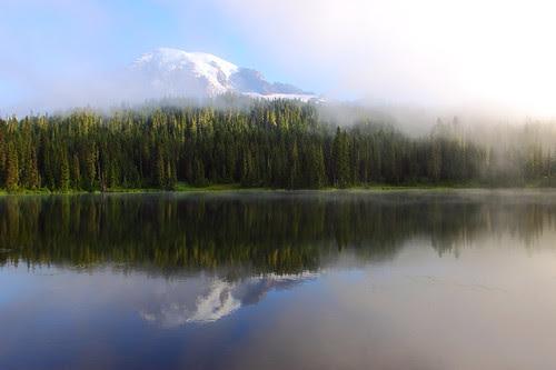 IMG_1788 Reflection Lake, Mount Rainier NP