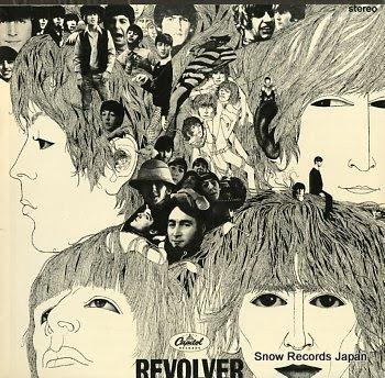BEATLES, THE revolver