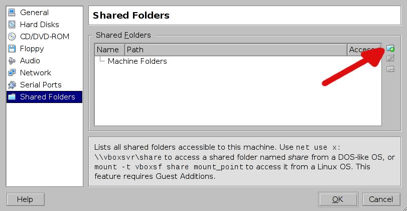 Shared folder