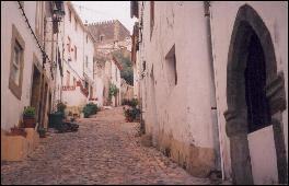 Castelo de Vide's ancient Jewish Quarter