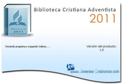 (Click para agrandar) BCA 2011 Incluye una amplia librería electrónica de estudio Adventista.
