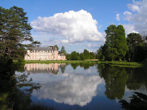 château de Courson (Essonne).