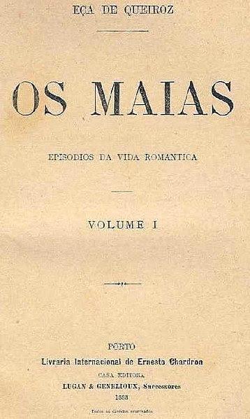Ficheiro:Os Maias Book Cover.jpg