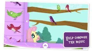 My Little Pony: A Canterlot Wedding   app review (video)