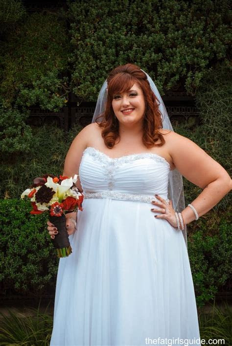 A beautiful bride Fat Girl's Guide Blog   BOTERO GIRL