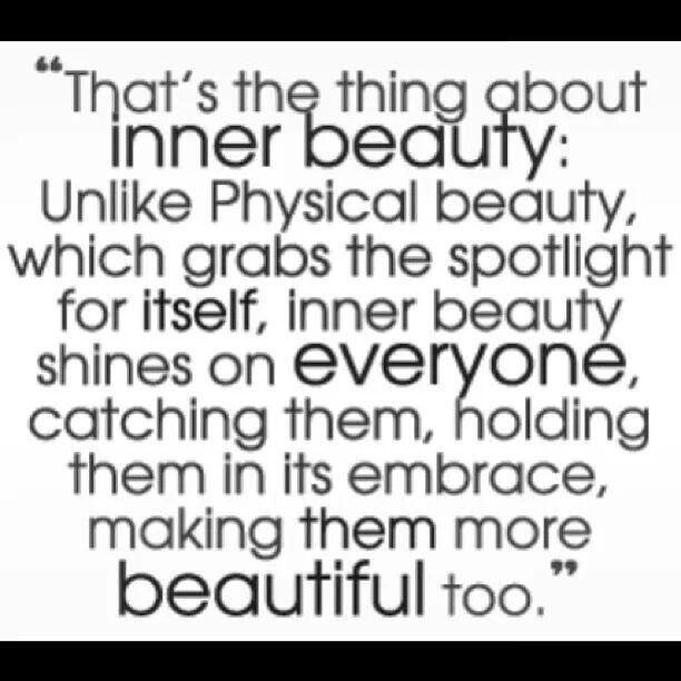 Quotes About Inner Beauty Tumblr