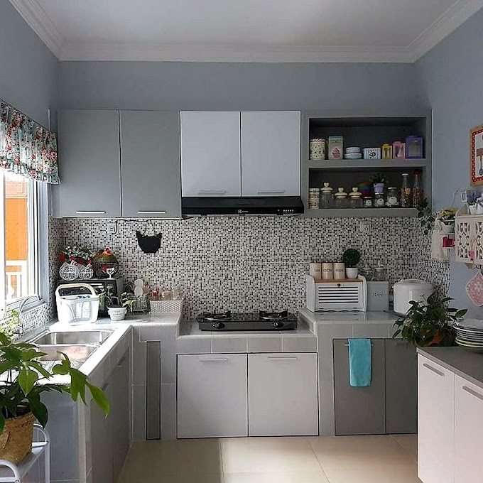 Contoh Dapur Mini Bar | Ide Rumah Minimalis