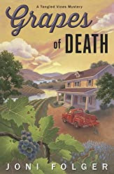 Grapes of Death (A Tangled Vines Mystery)