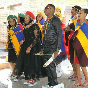 Sepedi Groom and Ndebele Bride In Traditional Wedding