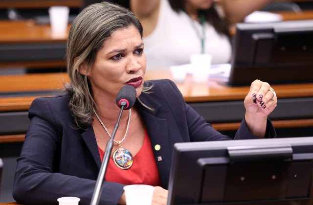 Rosângela Curado na Comissão de Seguridade Social foto Antonio Augusto Câmara dos Deputados