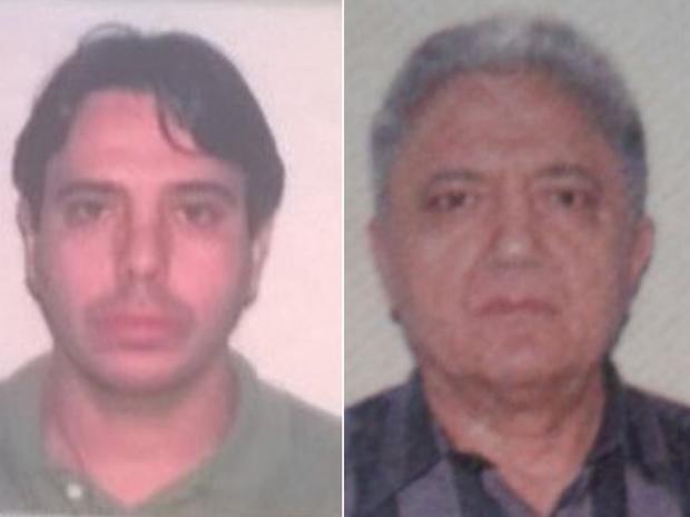 Segundo PM, empresário Leonardo da Costa Machado tinha rixas com síndico Luiz Carlos Pimental, em Caldas Novas, Goiás (Foto: Divulgação/Polícia Militar)