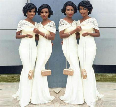 Best African Wedding Dresses Designs