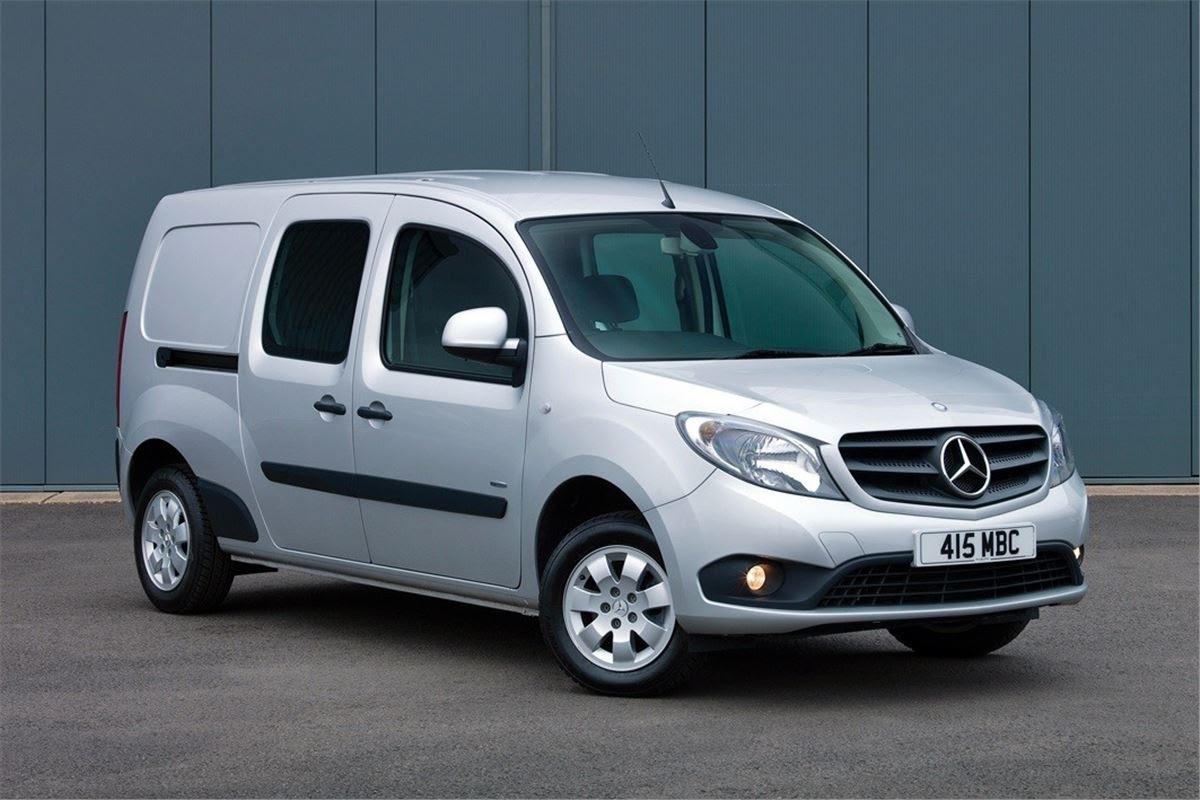 Mercedes-Benz Citan 2013 - Van Review | Honest John
