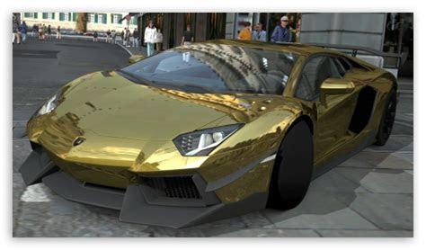 Lamborghini Aventador LP700 4 Gold Chrome, Gran Turismo 5