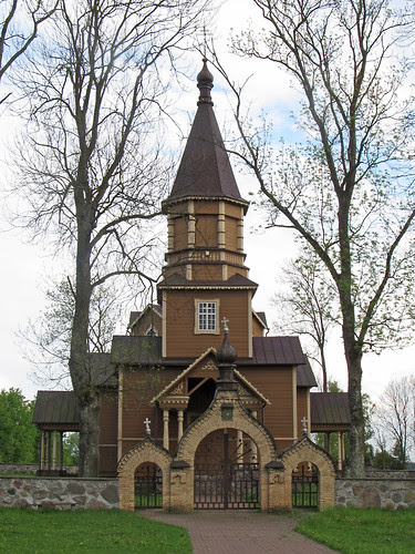 Church of Nativity of John the Baptist at Nowa Wola