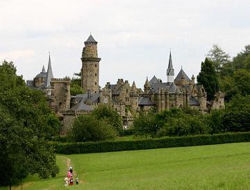 Löwenburg Castle