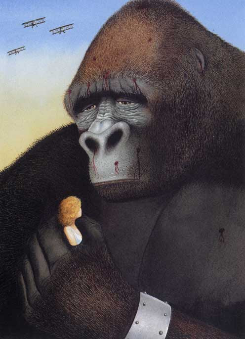 Anthony Browne: King Kong