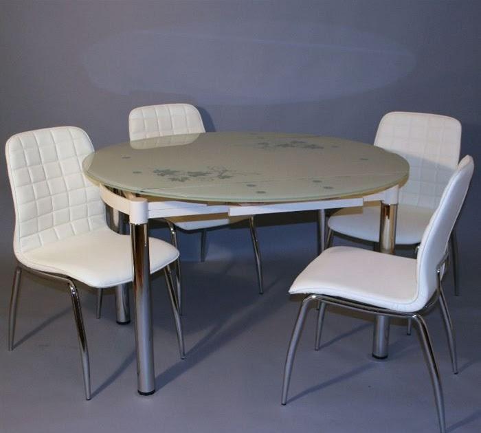 Les concepteurs artistiques table ronde en verre design for Table ronde pas cher occasion