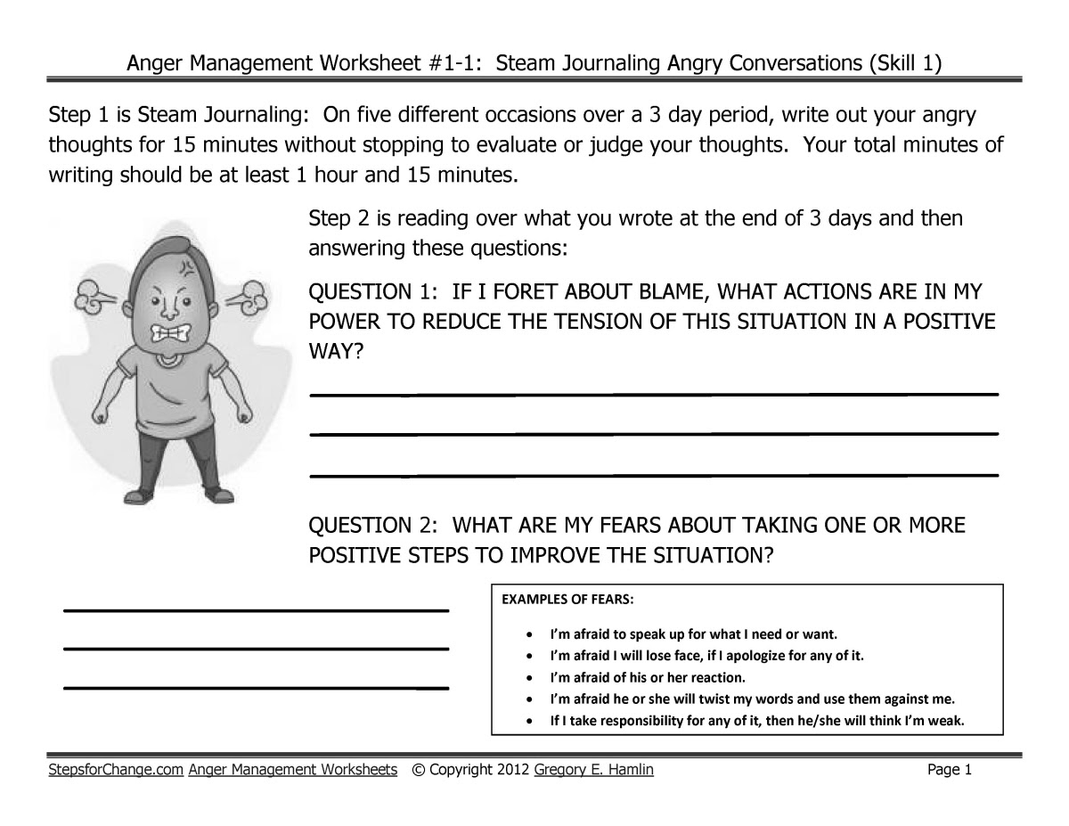 9 Best Images of PTSD Coping Skills Worksheets - Coping ...