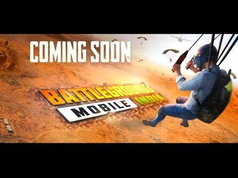Battleground Mobile India Apk Download + Pre-registration
