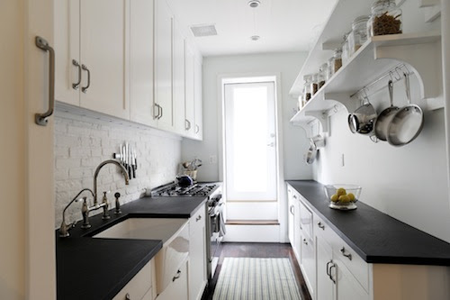 Small Galley Kitchen Layout