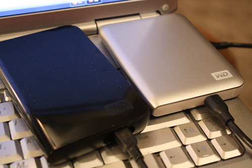wd hard drives