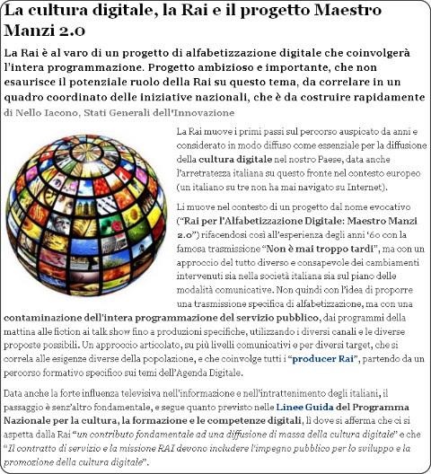 http://www.agendadigitale.eu/competenze-digitali/1121_la--cultura-digitale-la-rai-e-il-progetto-maestro-manzi-20.htm