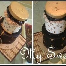 My Sweet Tooth   Wedding Cake   Nassau The Bahamas