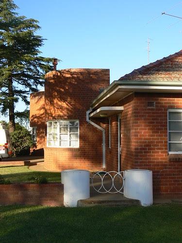 Ambulance Station, Leeton