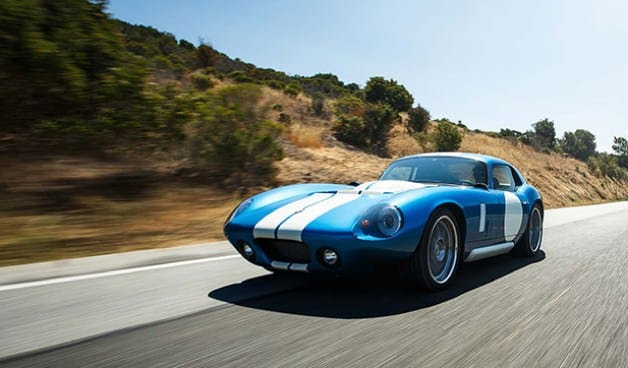Renovo Coupe EV Supercar