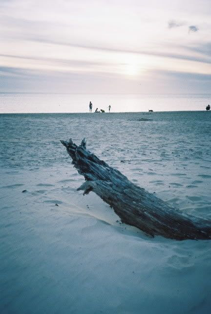 Quiet sunset in Playa Verde