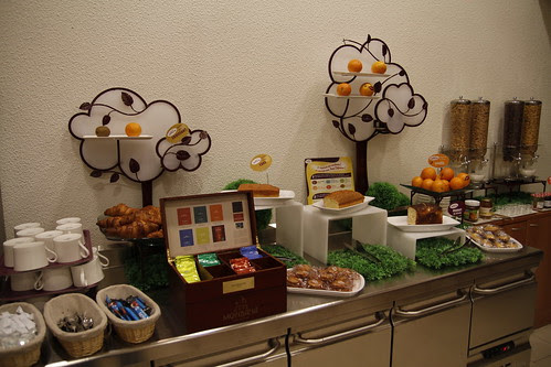 Some other choices for breakfast in Ibis Hotel, Brest